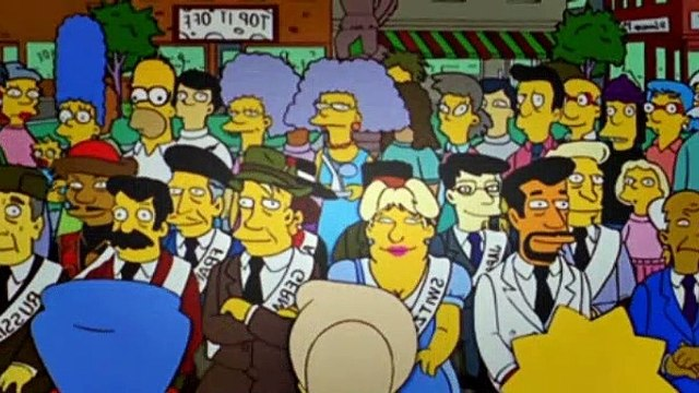The Simpsons Season 10 Episode 20 - The Old Man and the c Student