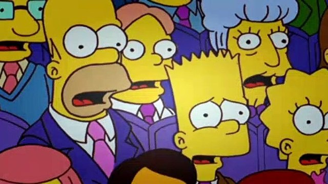 The Simpsons Season 10 Episode 15 - Marge Simpson In Screaming Yellow Honkers