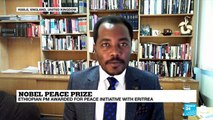 Nobel Peace Prize    Ethiopian PM Abiy Ahmed  awarded for peace initiative with Eritrea