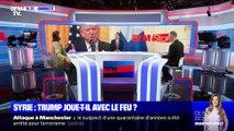 Syrie: Donald Trump joue-t-il avec le feu ? - 11/10