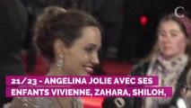 A 14 ans, Zahara, la fille d'Angelina Jolie et Brad Pitt, lance sa collection de bijoux