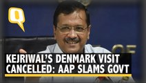 Kejriwal's Denmark Visit Cancelled: War of Words Between Govt And AAP