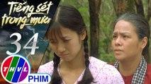THVL | Tiếng sét trong mưa - Tập 34[2]: Bà Bình bất chợt lo lắng khi nghe chuyện con hầu cậu chủ