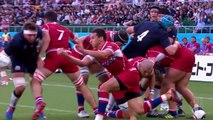 Extended Highlights Scotland v Russia