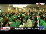 Rektor dan Dosen Asing Serbu Indonesia