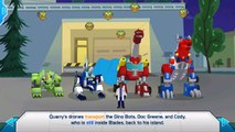 Transformers Rescue Bots Dino Island Rescue Adventure Story Time Toys For Kids