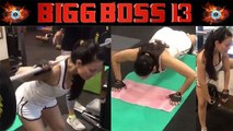 Bigg Boss 13: House malkin Ameesha Patel's HARD WORKOUT video in Gym goes VIRAL | FilmiBeat