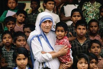 Zitate von Mutter Teresa, die dir helfen, besser zu sein