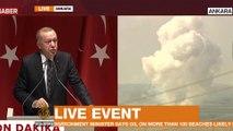 Watch: Erdogan defends Turkey's motivation for Syria operation