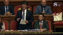 Briziarelli - Il Governo ha deciso di svendere il nostro Patrimonio Culturale (10.10.19)