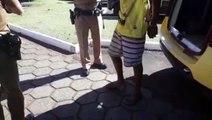 Procurado por roubo é preso em Santa Tereza do Oeste