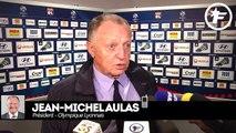 OL : le constat d'échec de Jean-Michel Aulas