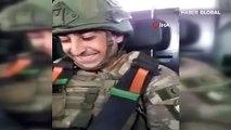 """Mehmetçik operasyon yolunda: """"Ayağımızı bastığımız yer bizimdir"""""""