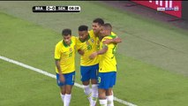 Brazil 1-0 Senegal - GOAL: Firmino