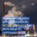 Qui sont les 20 entreprises les plus polluantes du monde ?