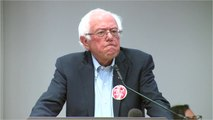 Sanders Backpedals