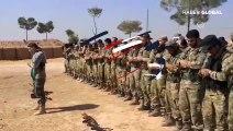 SMO teröristlerin işgalindeki bölgede