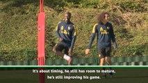 Gilberto Silva tips Guendouzi to succeed at Arsenal