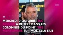 """Luc Besson accusé de viol : """"bouleversé"""", il s'en prend à Sand Van Roy"""