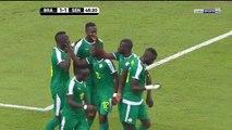 Brazil 1-1 Senegal - GOAL: Diedhiou