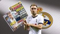 يورو بيبرز: ريال مدريد يسعى لضم ايركسين في يناير