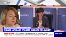 """""""Sylvie Goulard paie la rancune de ceux qui ont eu des déboires et ne l'acceptent pas."""" Nathalie Loiseau (LaRem) tacle les députés français qui ont voté contre la candidature de Sylvie Goulard"""