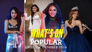 What's On POPULAR October 2019 | Lost In Space
