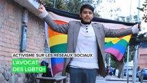 Activisme sur les réseaux sociaux : Pedro se bat pour des droits