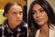 Kim Kardashian veut dîner avec Greta Thunberg