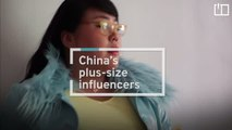 Chinese plus-size influencer challenges stereotypes