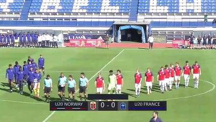 RE-LIVE: Norway v France - International Marbella Cup U20