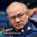 Albayalde threatens to sue ex-general who implicated him in 2013 drug operation