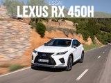 Essai Lexus RX 450h 2019