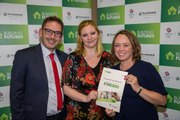 Young People's Counselling Service wins £10,000