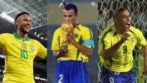 Veja os 10 jogadores com mais partidas pela Seleção Brasileira