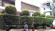 IT Dept raids former Karnataka Deputy CM G Parameshwara's residence