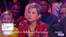 """TPMP : Isabelle Morini-Bosc reproche """"une tendance"""" aux Enfoirés (vidéo)"""