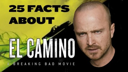 25 Facts About El Camino: A Breaking Bad Movie