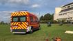 Sécurité routière : dans les coulisses du faux accident au lycée Don Bosco