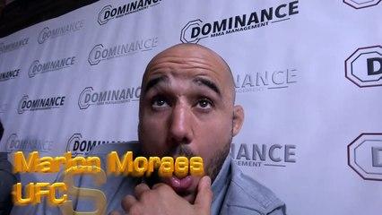 Seckbach Tells UFC Star Marlon Moraes He Got Nate Over Masvidal