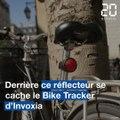 Le mouchard GPS pour vélo Bike Tracker à l'essai