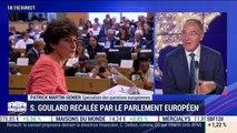 Sylvie Goulard recalée par le parlement européen - 10/10
