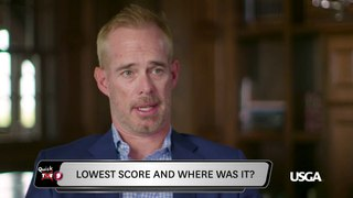 Quick 9: Talking Golf with Joe Buck