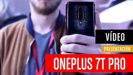 La BESTIA deportiva de OnePlus: así es el OnePlus 7T Pro McLaren Edition