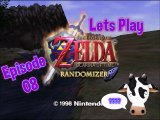 Lets Play - Legend of Zelda - Ocarina of Time Randomizer Cowsanity Edition - Episode 08 - Young Link Item Gathering