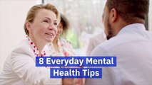 Important Mental Health Tips