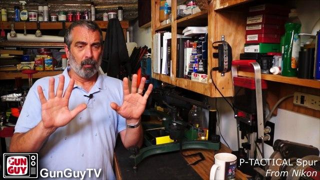 Nikon P-TACTICAL Spur Review