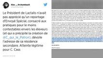 Le PDG du groupe Lactalis, Emmanuel Besnier, perd son procès contre France Télévisions