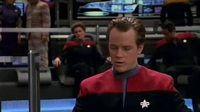 Star Trek Voyager S01E03 Time And Again