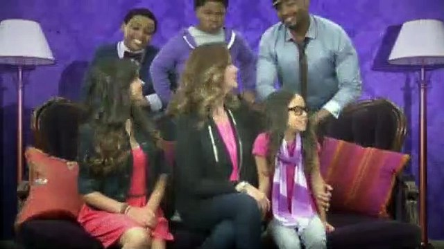 The Haunted Hathaways Season 2 Episode 8 Haunted Rapper